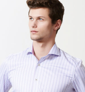 100% cotton shirt, Fabric- Woven in Italy