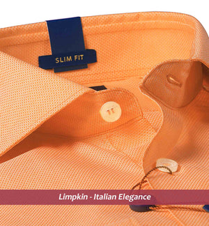 Orange Shirts For Men - Limpkin