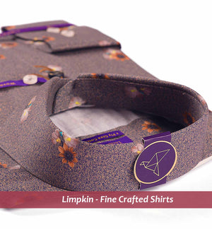 Printed Mens Shirts - Limpkin