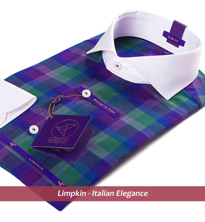 Pure Cotton Shirts - Limpkin