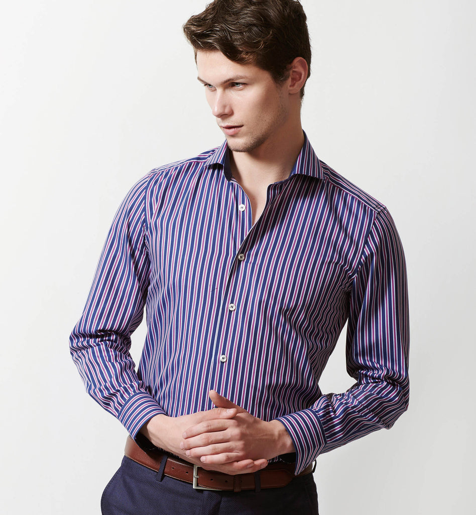 Fabric- Woven in Italy, Online Men's Shirt