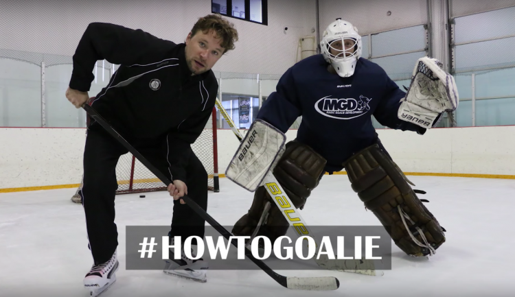 How To Goalie with Pavel Barber