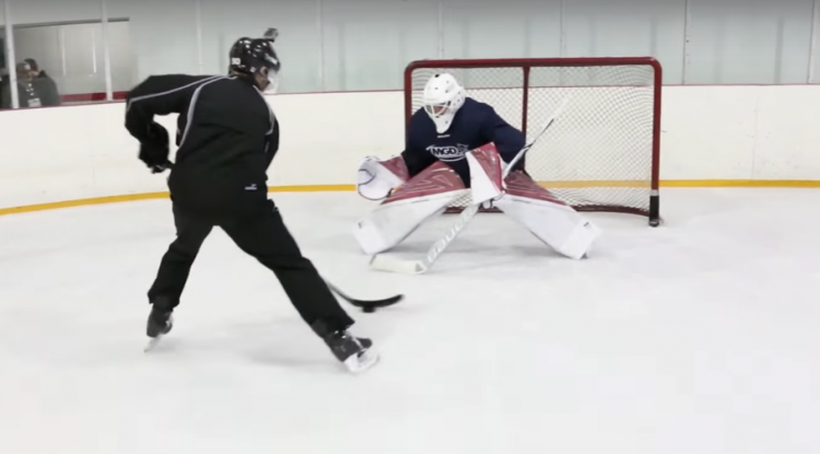 Shootout Challenge: Pavel Barber vs Kane Van Gate