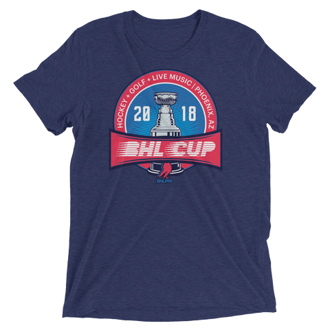 2018 BHL Cup T (Navy)