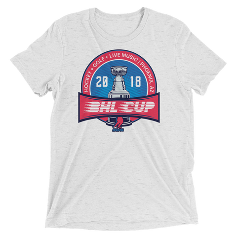 2018 BHL Cup T (Off White)