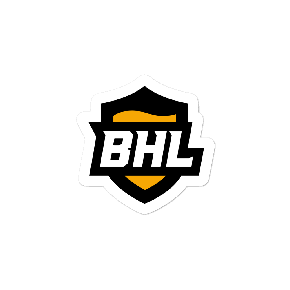 BHL Logo Sticker