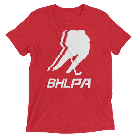 BHLPA Logo T (Red)