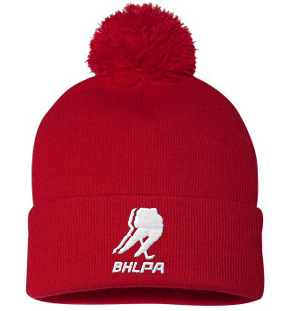 BHLPA Toque (Red)