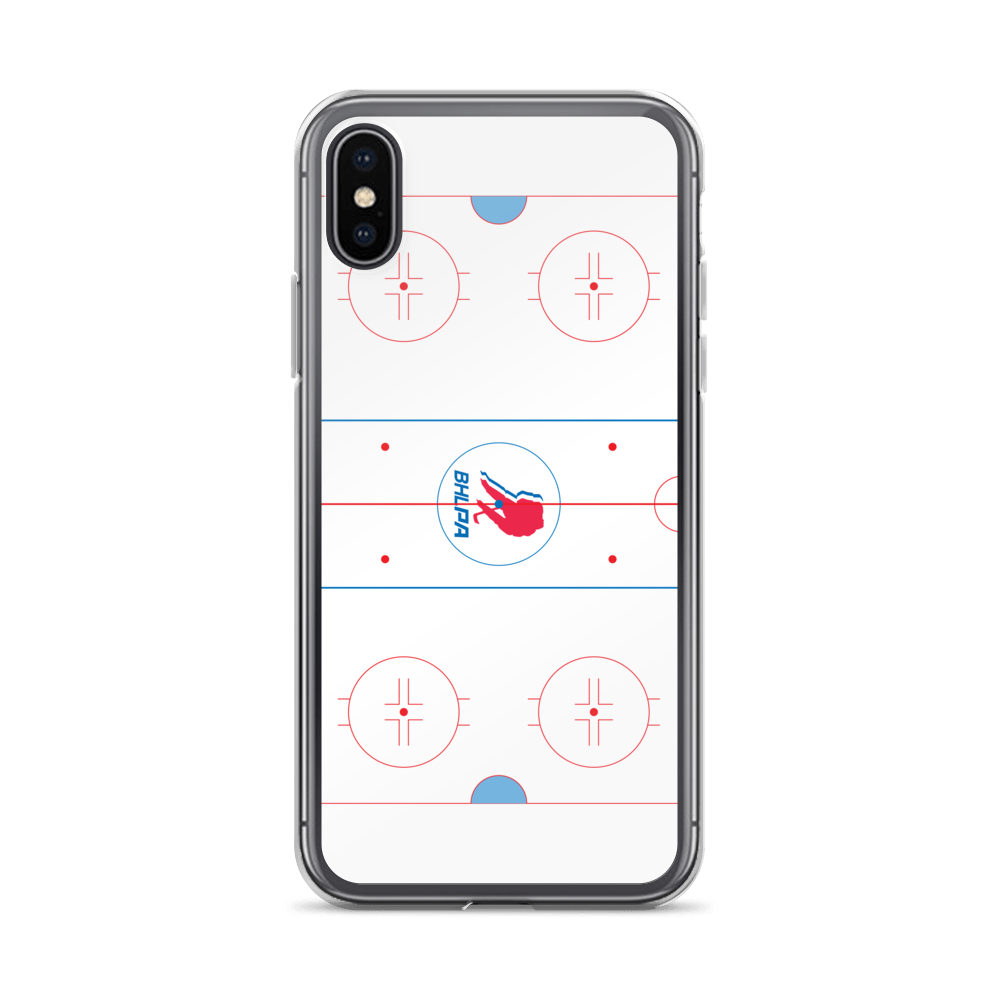 BHLPA Rink iPhone Case