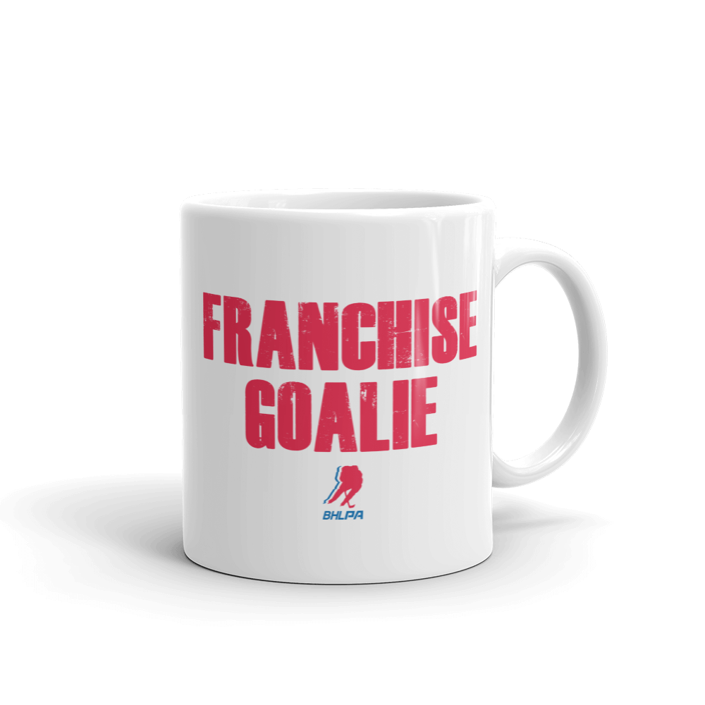 Franchise Goalie Coffey Mug