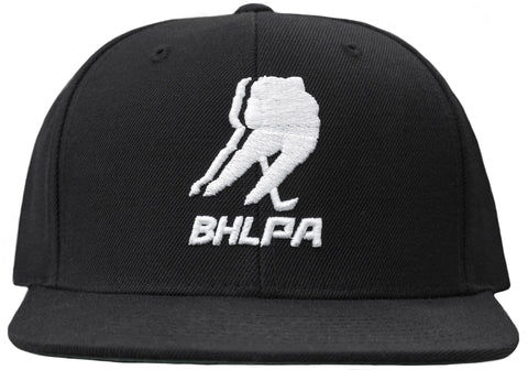 BHLPA Logo Hat (Black)