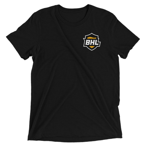 BHL Small Chest Logo T (Black)