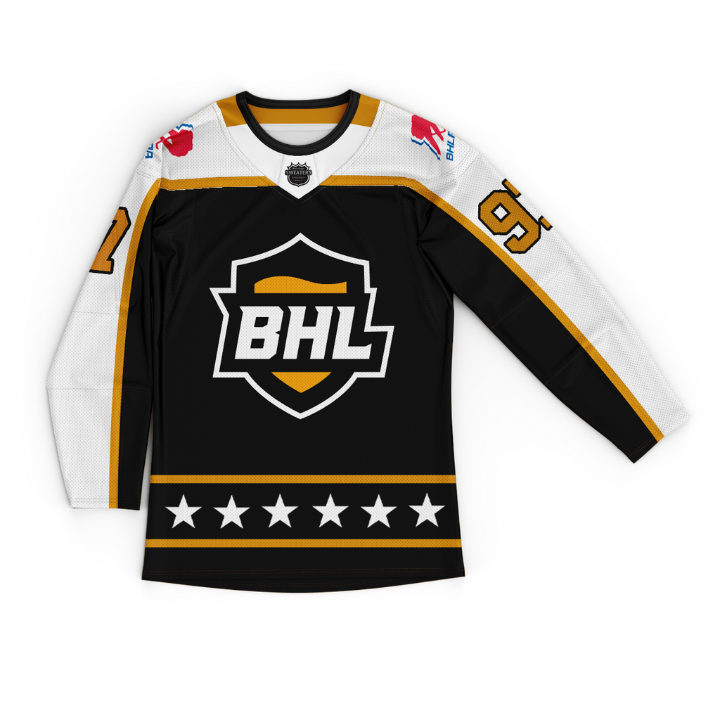 BHL All-Star Hockey Jersey (PREORDER)
