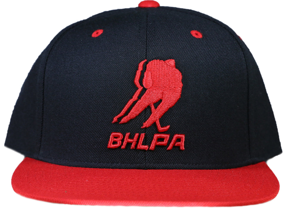 BHLPA Logo Hat (Chicago/New Jersey/Ottawa)