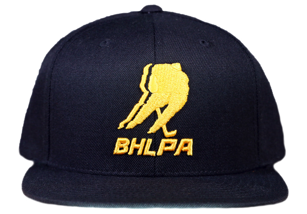 BHLPA Logo Hat (Pittsburgh/Boston)