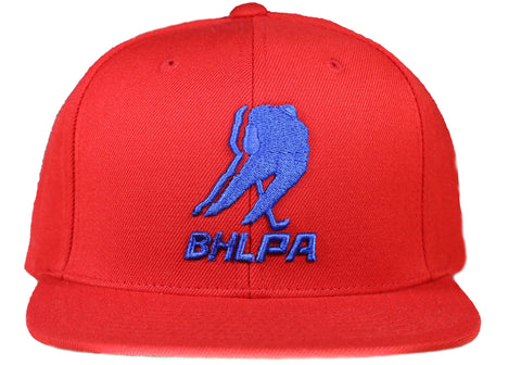 BHLPA Logo Hat (Montreal/Washington)