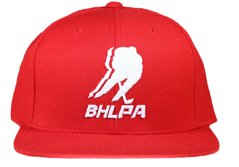 BHLPA Logo Hat (Detroit/Carolina)