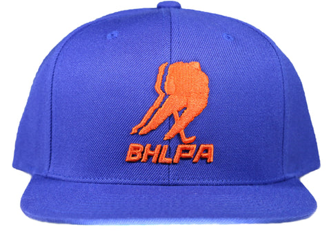 BHLPA Logo Hat (Edmonton/New York)
