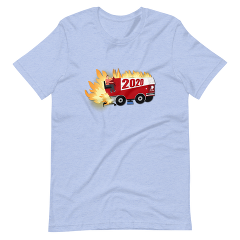 2020 Zamboni Fire T-Shirt