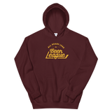 All Roads Lead To Beer League Pullover Sweatshirt (Black/Navy/White/Maroon/Green/Red/Indigo Blue)