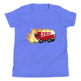 2020 Zamboni Fire T-shirt (Youth Sizes)
