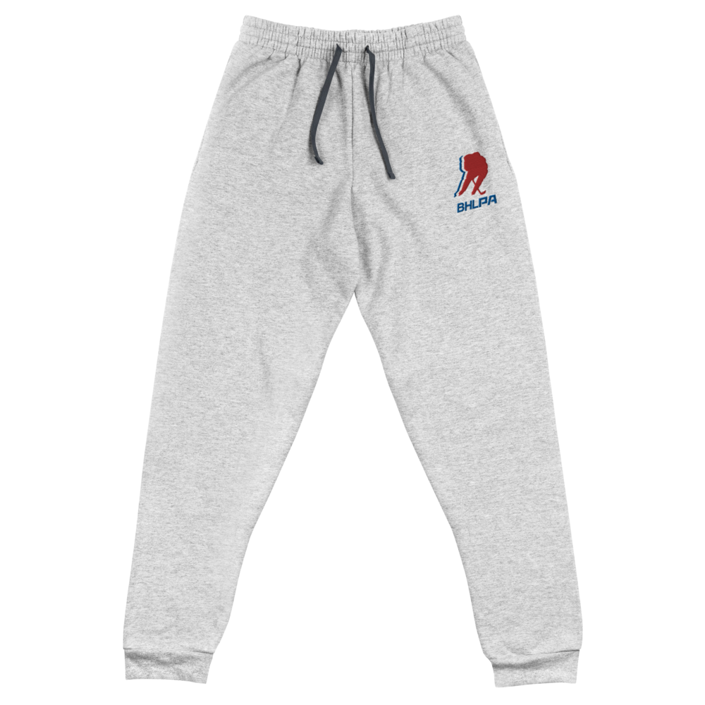 BHLPA Logo Jogger Pants (Gray Heather)