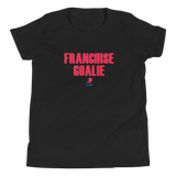 Franchise Goalie T-Shirt (Youth Sizes)