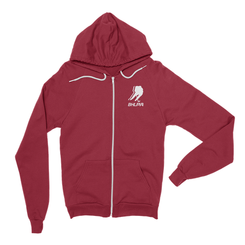 BHLPA Logo Full Zip Sweatshirt (Arizona)