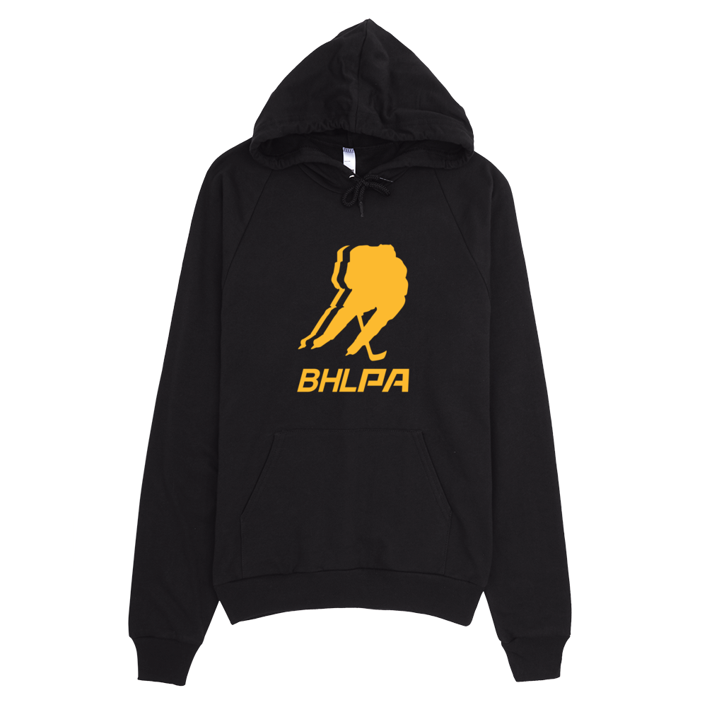 BHLPA Logo Pullover Sweatshirt (Pittsburgh/Boston)