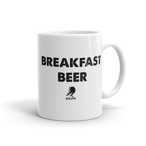 Breakfast Beer Coffey Mug