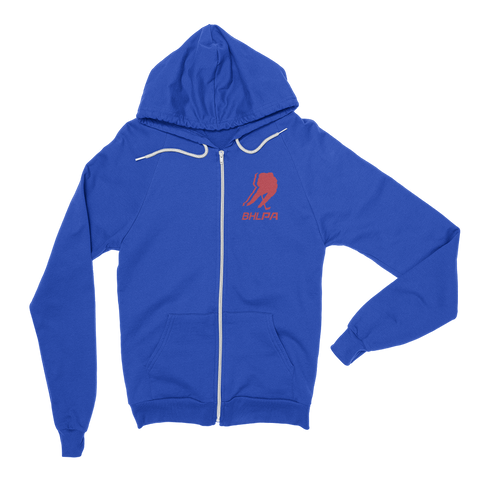 BHLPA Logo Full Zip Sweatshirt (New York)