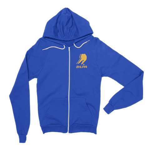 BHLPA Logo Full Zip Sweatshirt (St. Louis)