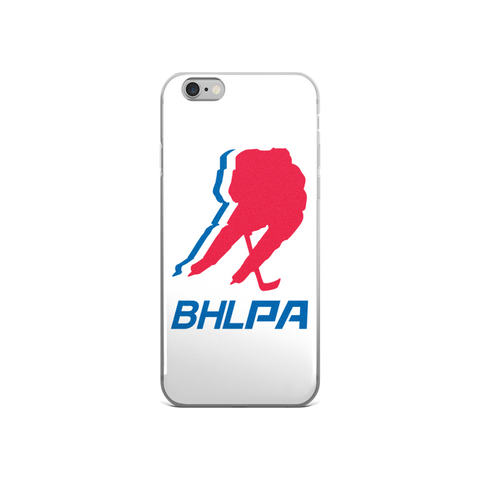 BHLPA Logo iPhone Case