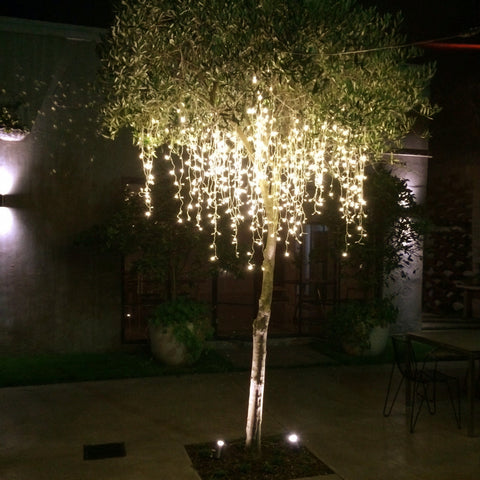 Icicle lights LED - 3m