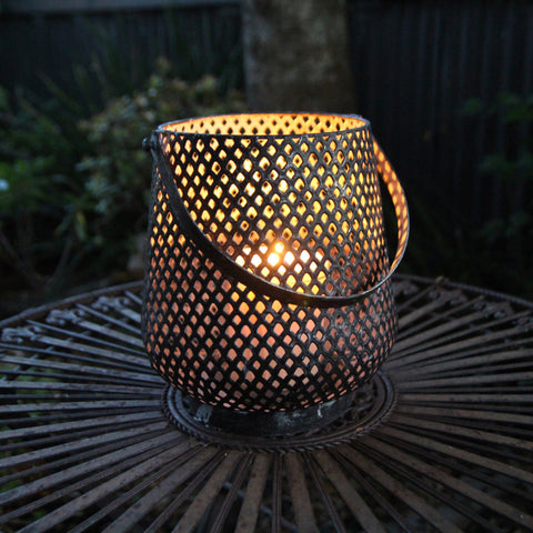 Belize candle lantern