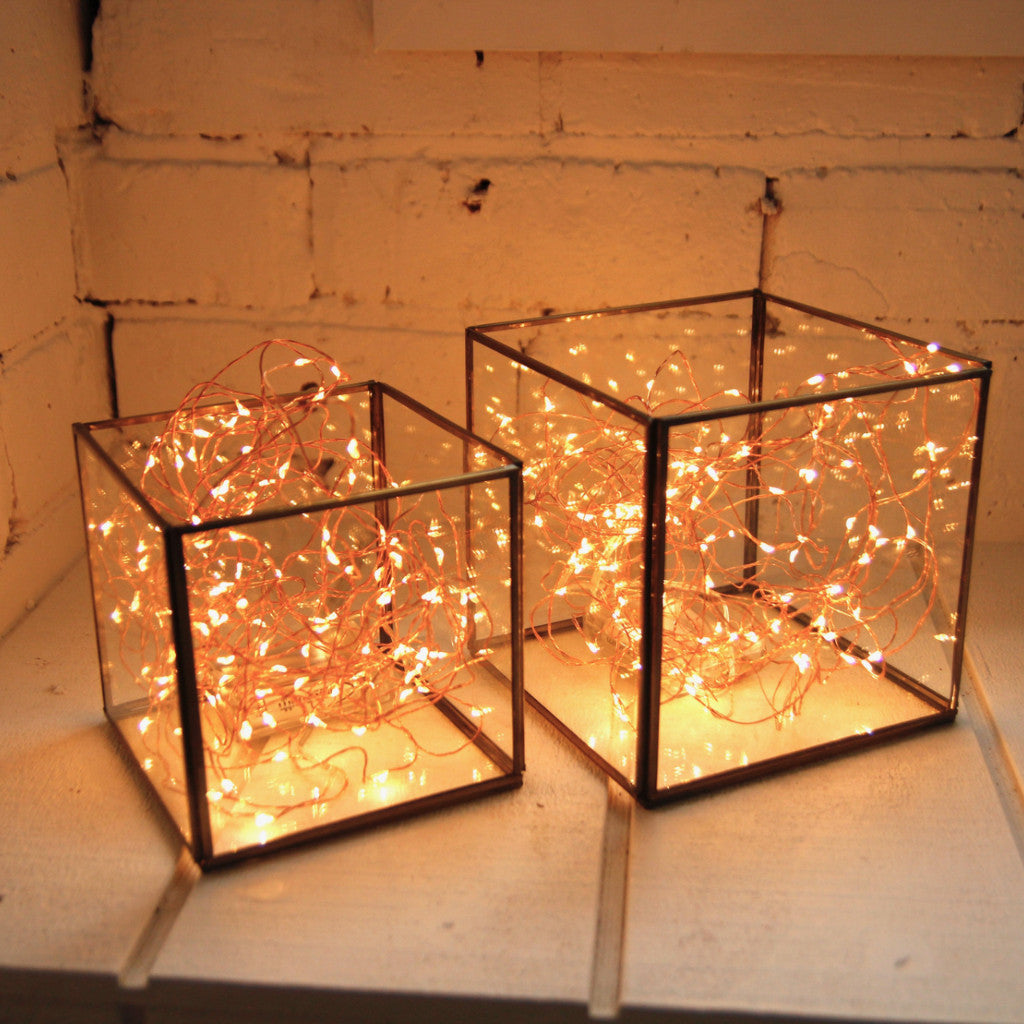 Seed lights copper 10m