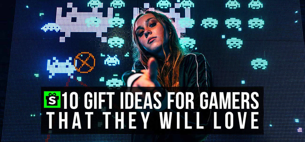 10 Gift Ideas for Gamers that They Will Love