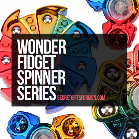 Fidget spinner series 6