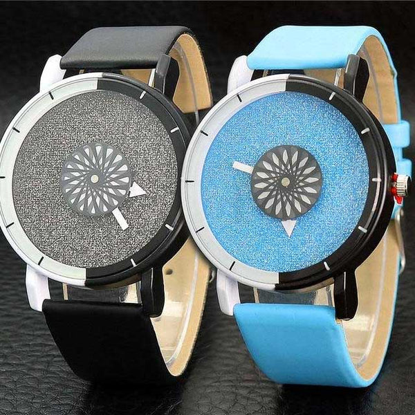 Sand in The Universe Designer Watch for Busy Man *7 Colors*