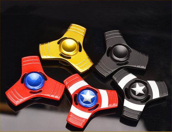 Marvel Hero Series Fidget Spinners *6 Variants*