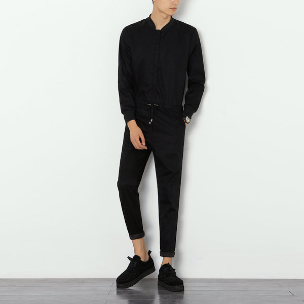 Elegant Overalls Slim Fit Jumpsuit