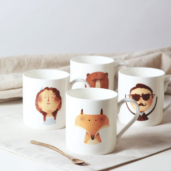 Beautiful Graphic Designer Mugs