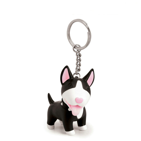 Mini Kawaii Key Chains for Dog Lovers