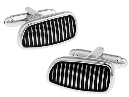 Fashionable Cufflinks for Men - Air Intakes