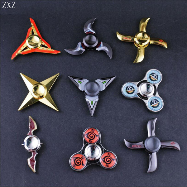 Ninja Power Tri-Spinners