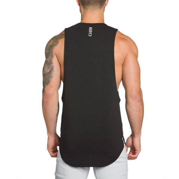 Essential Fitness Tank Tops for Men *3 Colors*