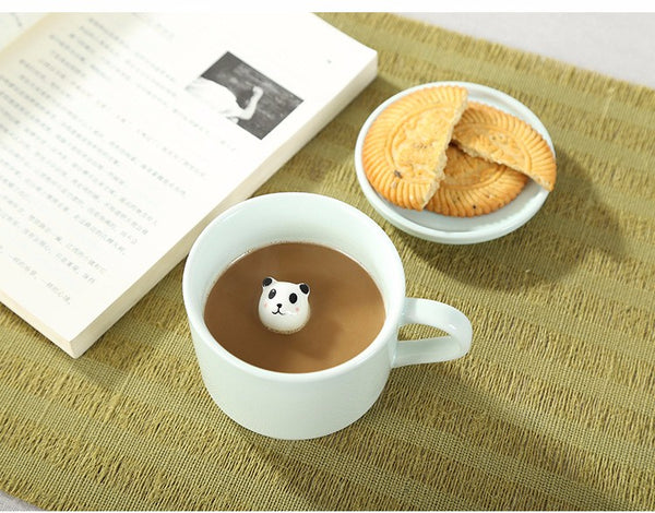 Cute Mugs Gifts For Boyfriend *18 Cute Animals*