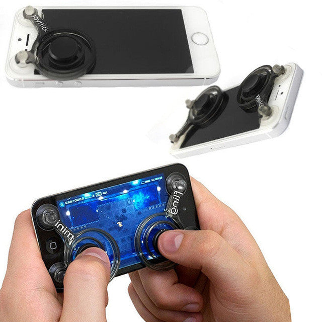 Fun Mobile Phone Joystick for Game Addicted Men