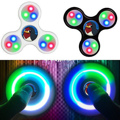 Fancy LED Fidget Spinner *Random Color*