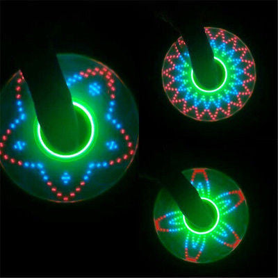 Crazy LED Fidget Spinner